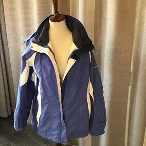 """SNOW SPECIAL"" Columbia Interchange jacket"